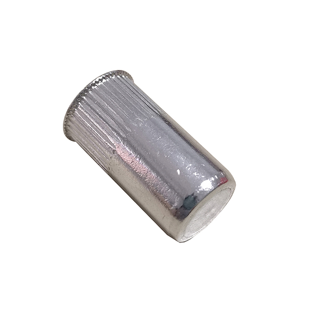 Stainless Steel Closed End Reduced Head Ribbed Insert Rivet Nuts