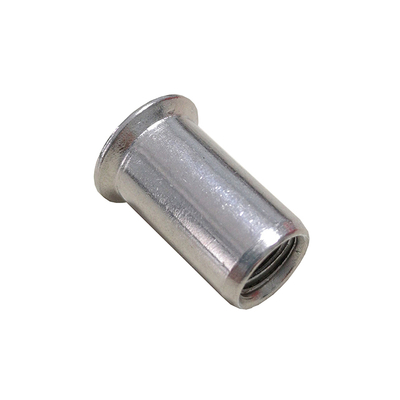 Stainless Steel Countersunk Head Plain Insert Rivet Nuts